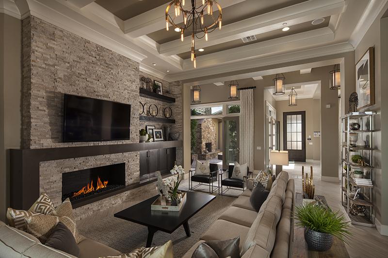 Meritage Homes The Venice Interactive Floor Plan