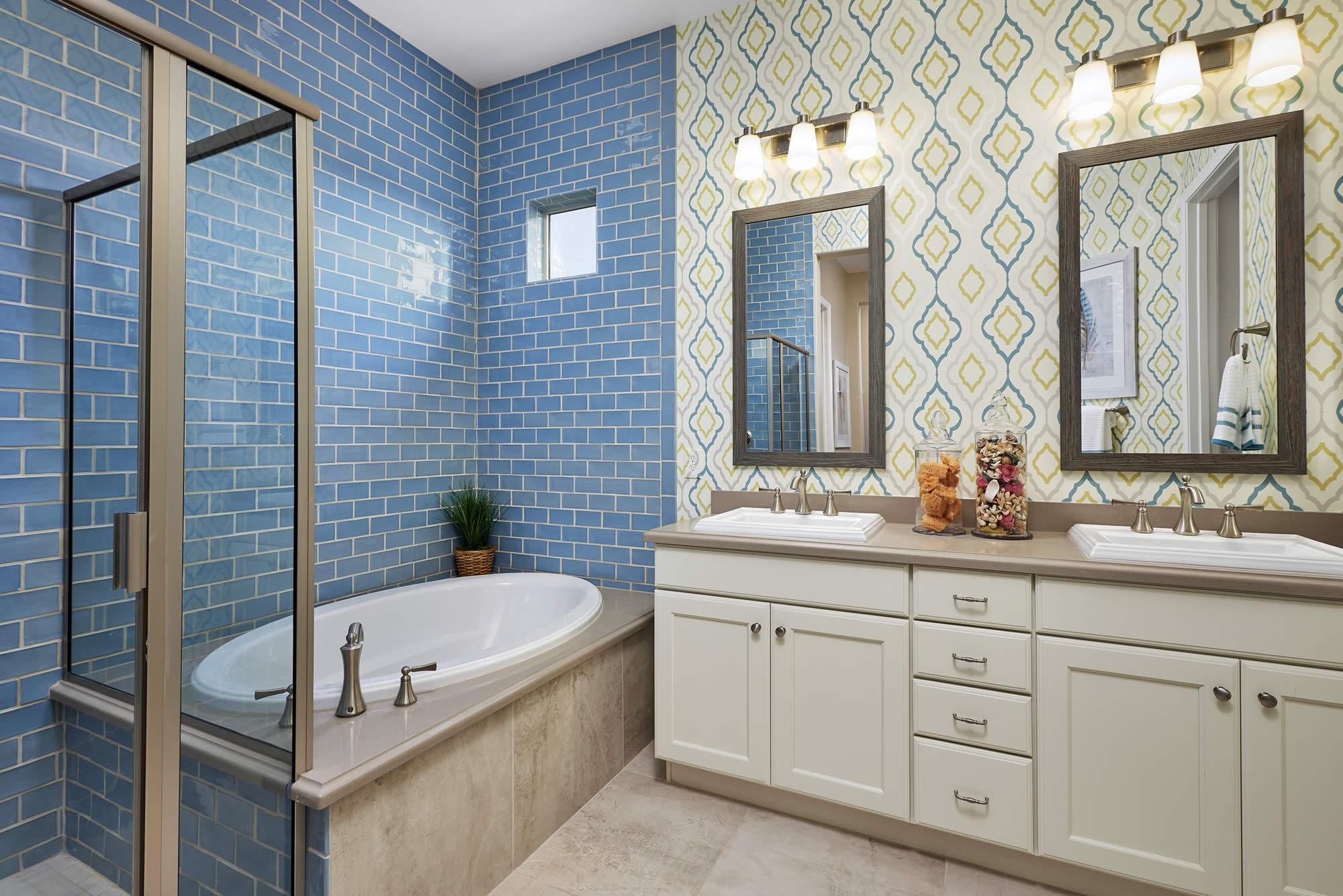 New Homes in Gilbert AZ - 3 Bedroom House Floor Plans | Dover ...