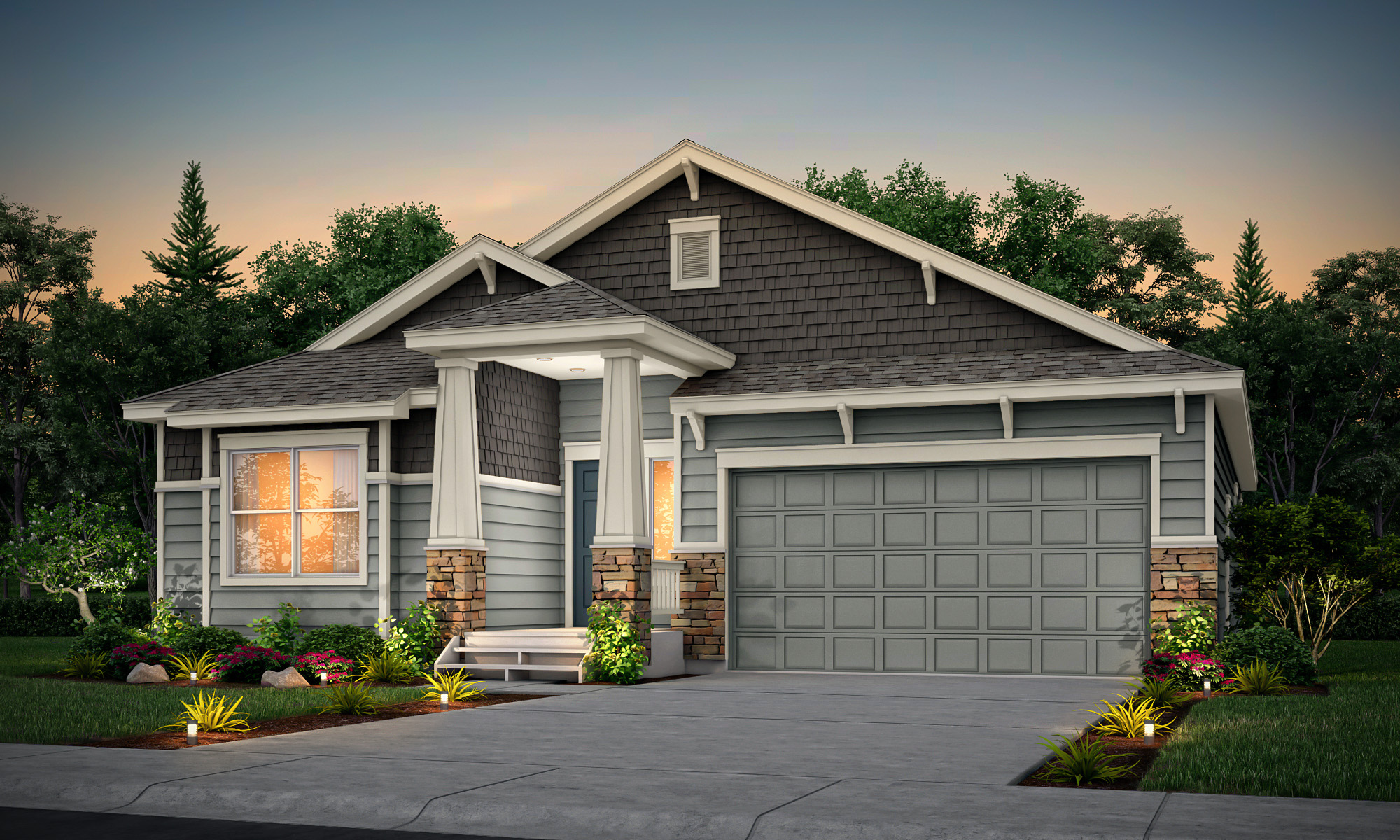 Jackson New Home Floor Plan In Texas View Homes