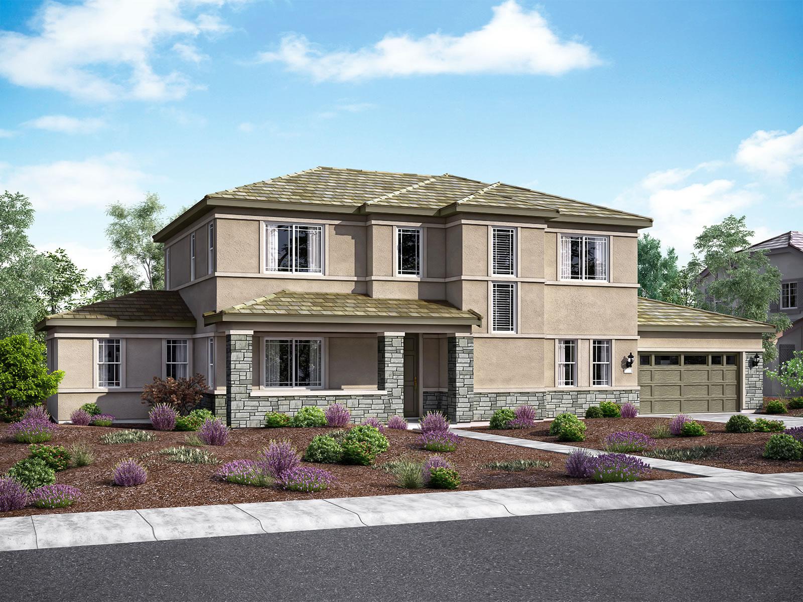 Meritage Homes The Aspen Interactive Floor Plan