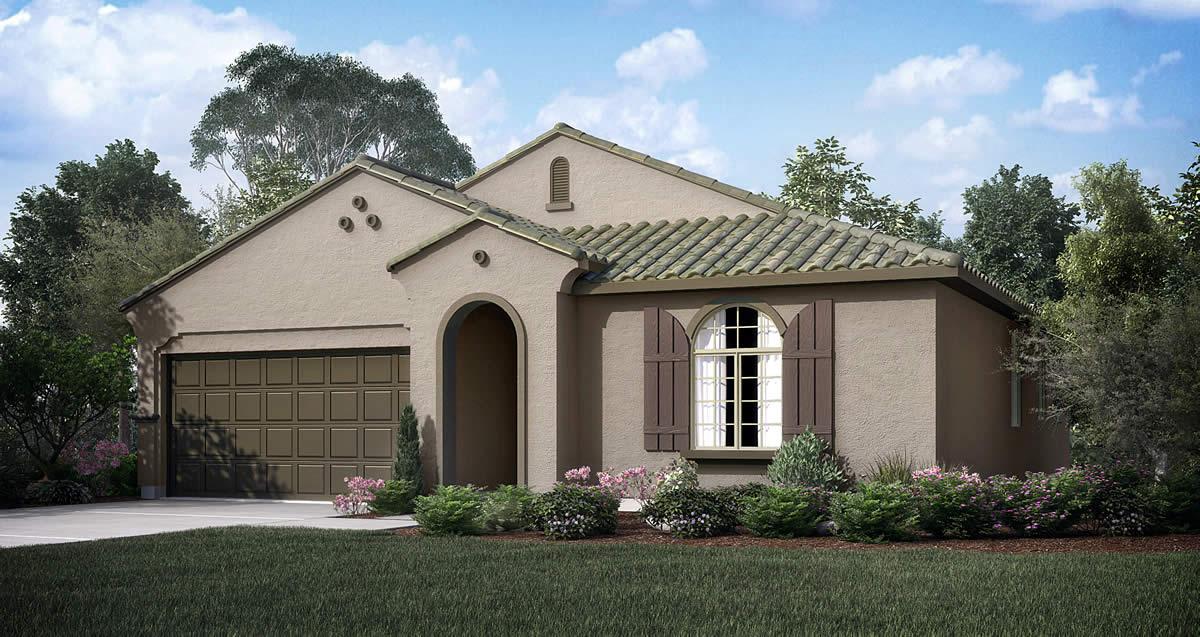 New Homes For Sale In Visalia Ca Black Oaks Ii By Woodside Homes